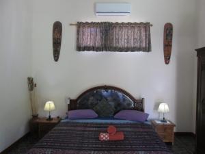 Yuli's Homestay, Проживание в семье  Кута, остров Ломбок - big - 6