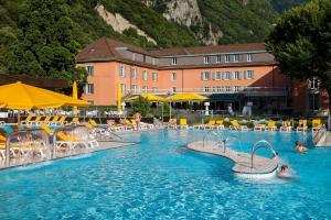 Лучшие отели Швейцарии всё включено