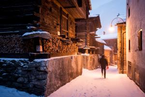 Le Petit CHARME-INN, Hotely  Zermatt - big - 32