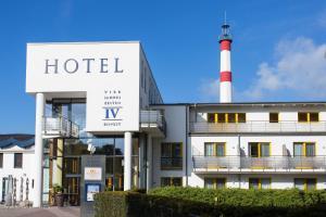 Resort Hotel Vier Jahreszeiten Zingst, Hotel  Zingst - big - 1