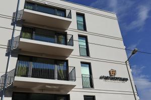 Leipzig Apartmenthaus, Aparthotels  Leipzig - big - 16