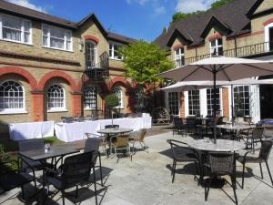 Badgemore Park, Bed and breakfasts  Henley on Thames - big - 45