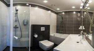 Europa City Amrita Hotel, Hotel  Liepāja - big - 61