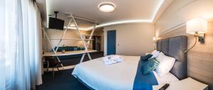 Europa City Amrita Hotel, Hotel  Liepāja - big - 59