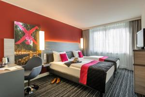 Mercure Hotel Düsseldorf Zentrum.  Kuva 15