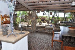 Villa Il Cappero, Дома для отпуска  Сан-Вито-Ло-Капо - big - 157
