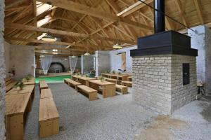Lisensky Dvur, Guest houses  Sněžné - big - 15