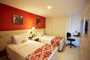 Comfort Hotel & Suites Natal, Hotel  Natal - big - 5