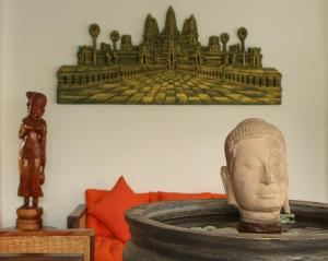 Tropic Jungle Boutique Hotel, Szállodák  Sziemreap - big - 67