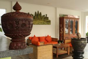 Tropic Jungle Boutique Hotel, Szállodák  Sziemreap - big - 68