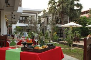 Tropic Jungle Boutique Hotel, Szállodák  Sziemreap - big - 76