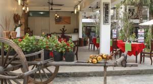 Tropic Jungle Boutique Hotel, Szállodák  Sziemreap - big - 78
