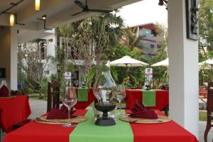 Tropic Jungle Boutique Hotel, Szállodák  Sziemreap - big - 80