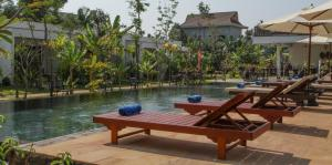 Tropic Jungle Boutique Hotel, Szállodák  Sziemreap - big - 88