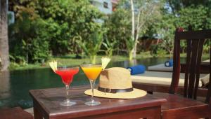 Tropic Jungle Boutique Hotel, Szállodák  Sziemreap - big - 90