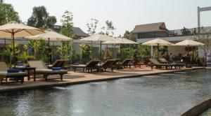Tropic Jungle Boutique Hotel, Szállodák  Sziemreap - big - 92