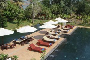 Tropic Jungle Boutique Hotel, Szállodák  Sziemreap - big - 93