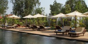 Tropic Jungle Boutique Hotel, Szállodák  Sziemreap - big - 96