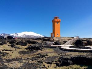 Við Hafið Guesthouse, Affittacamere  Ólafsvík - big - 45
