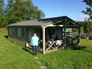 Location gîte, chambres d'hotes Cottages du Lac de Miel dans le département Corrèze 19