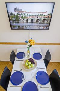 Apartment Moldau by RENTeGO, Appartamenti  Praga - big - 23