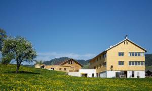 Ferienhof Schweizer, Vidéki vendégházak  Schwarzenberg im Bregenzerwald - big - 38
