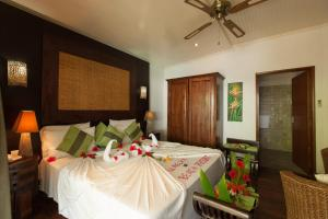 Le Relax Beach Resort, Отели  Гранд Анс Праслин - big - 57
