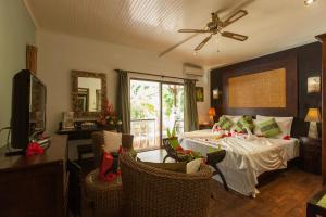Le Relax Beach Resort, Отели  Гранд Анс Праслин - big - 30
