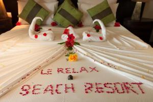 Le Relax Beach Resort, Отели  Гранд Анс Праслин - big - 29