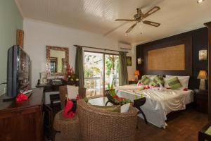 Le Relax Beach Resort, Отели  Гранд Анс Праслин - big - 27