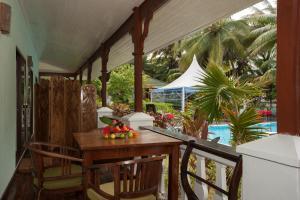 Le Relax Beach Resort, Отели  Гранд Анс Праслин - big - 64