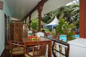 Le Relax Beach Resort, Отели  Гранд Анс Праслин - big - 63