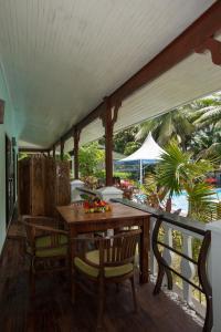 Le Relax Beach Resort, Отели  Гранд Анс Праслин - big - 62