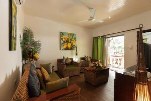 Le Relax Beach Resort, Отели  Гранд Анс Праслин - big - 61