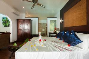 Le Relax Beach Resort, Отели  Гранд Анс Праслин - big - 56