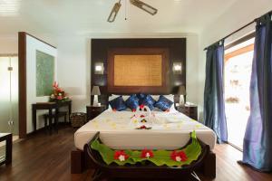 Le Relax Beach Resort, Отели  Гранд Анс Праслин - big - 31