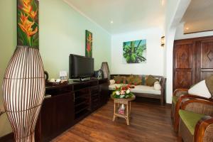 Le Relax Beach Resort, Отели  Гранд Анс Праслин - big - 37