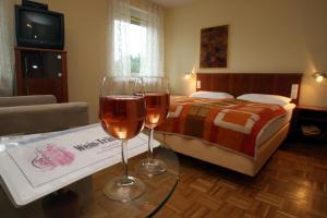 Wein-Träume, Hotely  Thüngersheim - big - 15