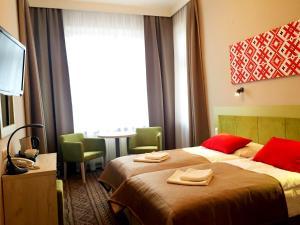Hotel Jagiellonka, Hotely  Krynica Zdrój - big - 10