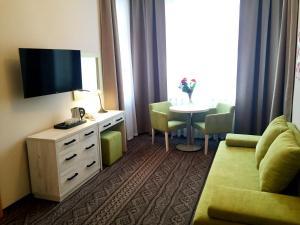 Hotel Jagiellonka, Hotely  Krynica Zdrój - big - 9