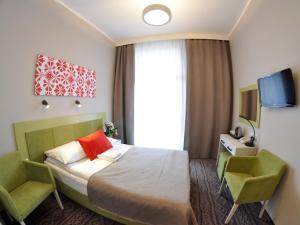 Hotel Jagiellonka, Hotely  Krynica Zdrój - big - 19