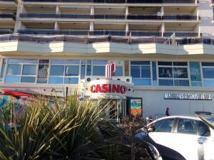 HoteI de la Plage Montpellier Sud, Hotels  Palavas-les-Flots - big - 32