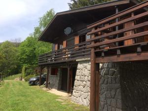 Accommodation in Muhlbach-sur-Munster