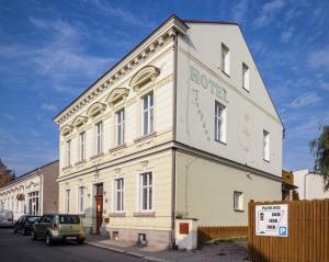 Pension Fontána Svitavy - Brno