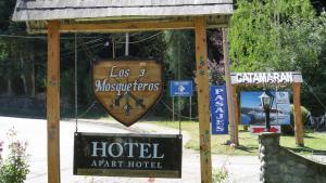 Los 3 Mosqueteros, Szállodák  Villa La Angostura - big - 36