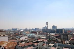 Puerta Alameda Suites, Apartmány  Mexiko - big - 20