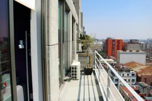 Puerta Alameda Suites, Apartmány  Mexiko - big - 21