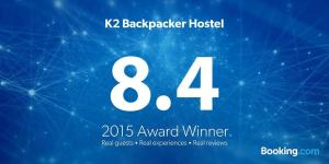Auberges de jeunesse - Auberge K2 Backpacker
