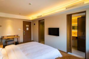 JI Hotel Chengdu Shengda International, Hotely  Chengdu - big - 6