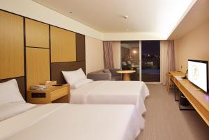 JI Hotel Chengdu Shengda International, Hotely  Chengdu - big - 18